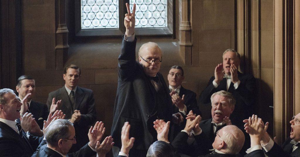 『ウィンストン・チャーチル/ヒトラーから世界を救った男』公開決定