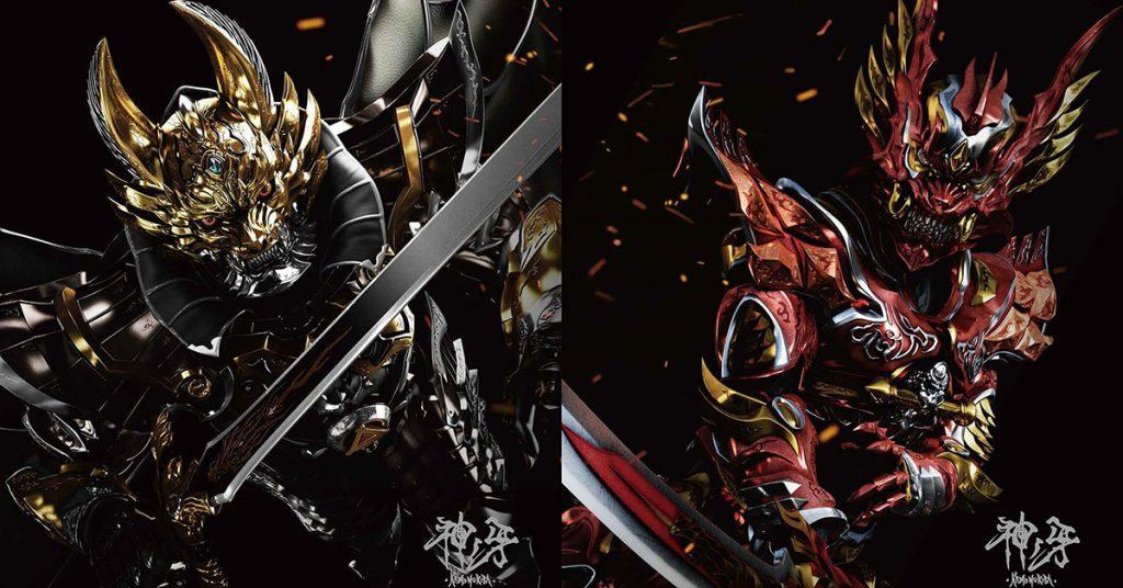 牙狼<GARO>最新作、召還前後のキャラクターポスター到着!