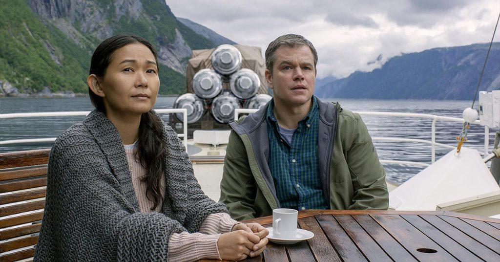 ホン・チャウ、映画出演2作目『ダウンサイズ』で米GG賞にノミネート