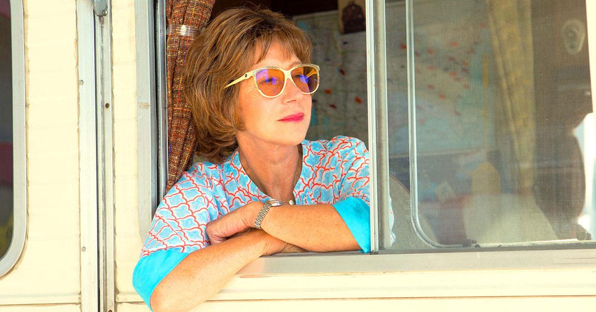 『ロング,ロングバケーション』ヘレン・ミレンが、米GG賞にノミネート