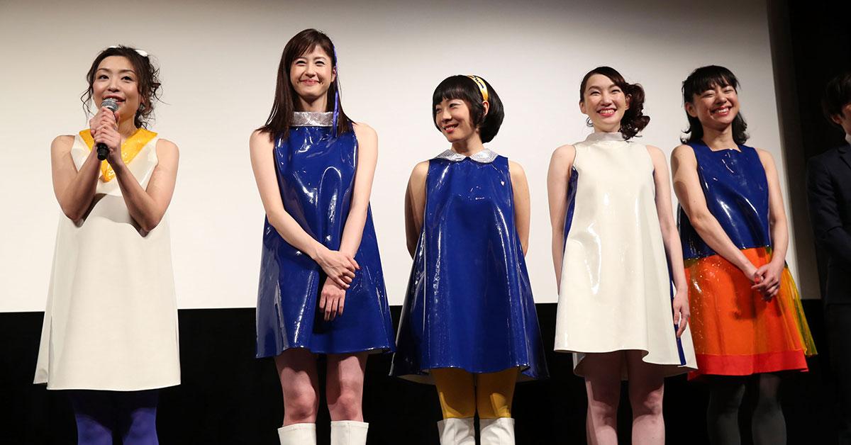 内田慈、伝説のアイドル役で「紅白出場狙ってます」