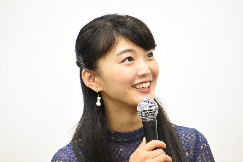 はままつ映画祭2019 堀春菜
